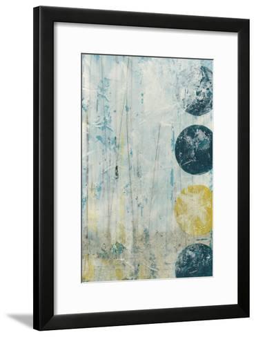 Phase Shift II-June Vess-Framed Art Print