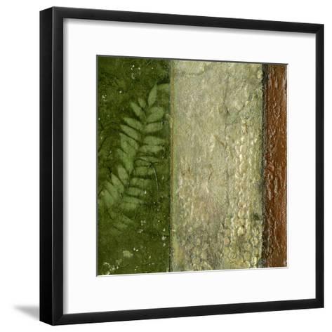 Earthen Textures II-Beverly Crawford-Framed Art Print