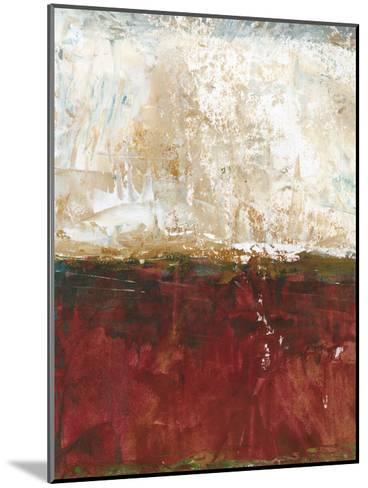 August Horizon I-Ethan Harper-Mounted Premium Giclee Print