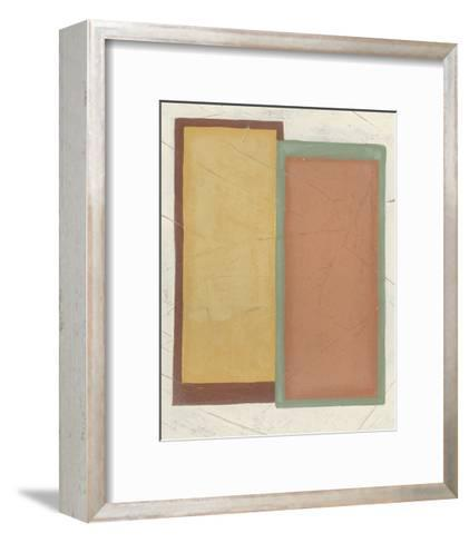 Demitasse IV-June Vess-Framed Art Print