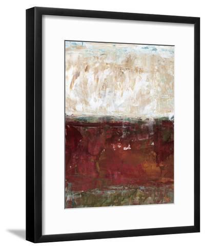 August Horizon II-Ethan Harper-Framed Art Print