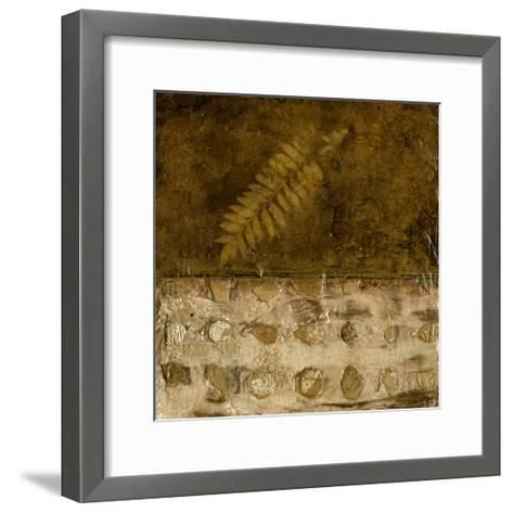 Earthen Textures IX-Beverly Crawford-Framed Art Print