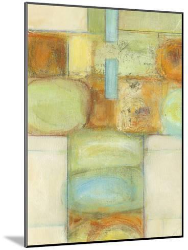 Aurora II-Beverly Crawford-Mounted Premium Giclee Print