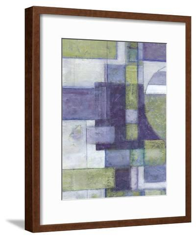 Cosmos I-Beverly Crawford-Framed Art Print