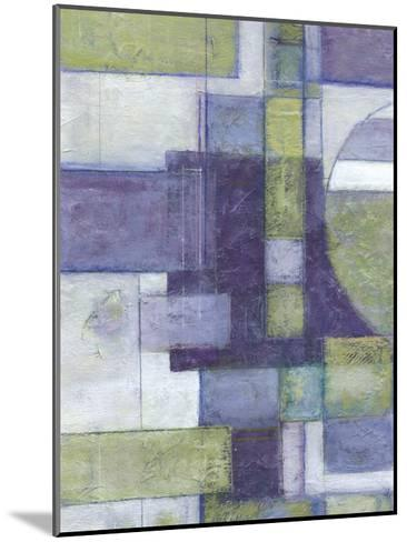 Cosmos I-Beverly Crawford-Mounted Premium Giclee Print