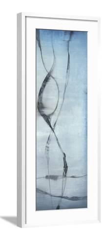 Whale Songs III-Jennifer Goldberger-Framed Art Print