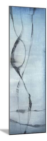 Whale Songs III-Jennifer Goldberger-Mounted Premium Giclee Print