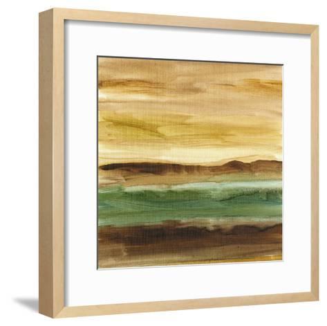 Vista Abstract II-Ethan Harper-Framed Art Print
