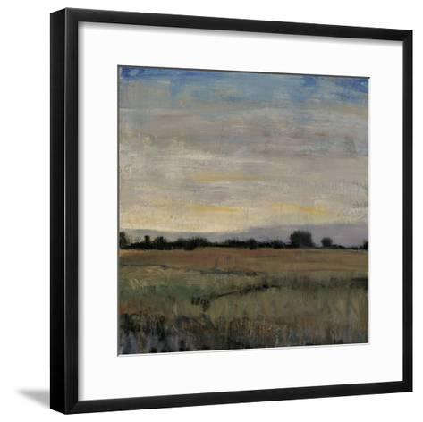 Horizon at Dusk II-Tim OToole-Framed Art Print