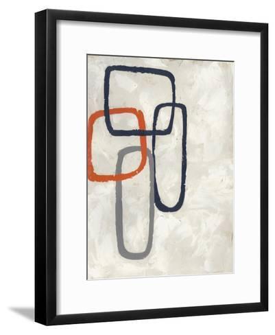 Capacity II-Chariklia Zarris-Framed Art Print
