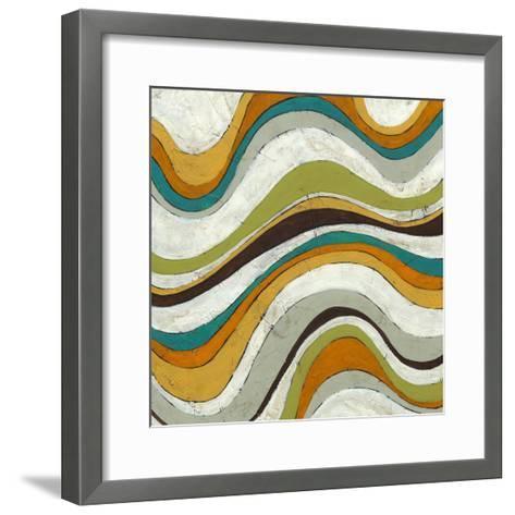 Shock Wave II-June Vess-Framed Art Print