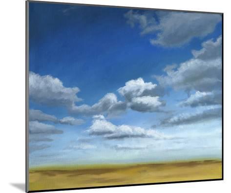 Big Sky II-Megan Meagher-Mounted Premium Giclee Print
