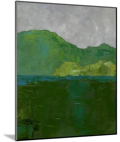 Blue Ridge II-Chariklia Zarris-Mounted Premium Giclee Print
