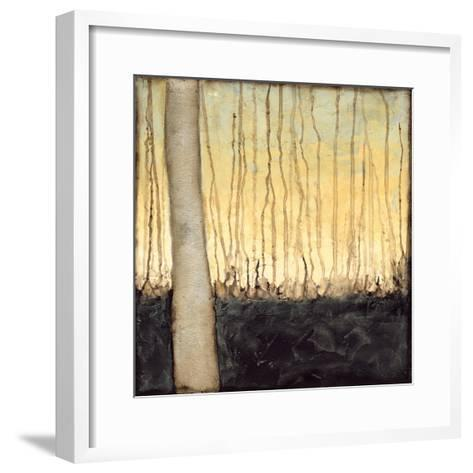Winter Reverie IV-Jennifer Goldberger-Framed Art Print
