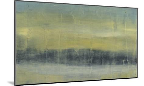 Abstracted Skyline II-Jennifer Goldberger-Mounted Premium Giclee Print