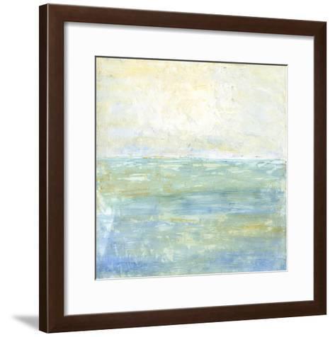 Tranquil Coast I-J^ Holland-Framed Art Print