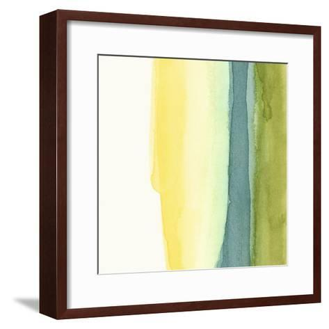 Liquidity III-Chariklia Zarris-Framed Art Print