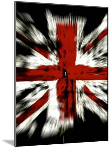 United Kingdom Flag-Wonderful Dream-Mounted Art Print