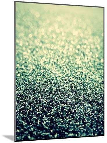 Glitter Shiny Glamour-Wonderful Dream-Mounted Art Print