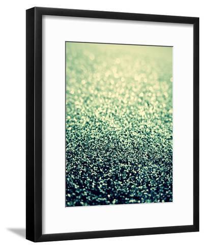 Glitter Shiny Glamour-Wonderful Dream-Framed Art Print