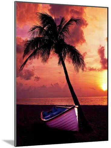 Holiday Travel Beach Nature-Wonderful Dream-Mounted Art Print
