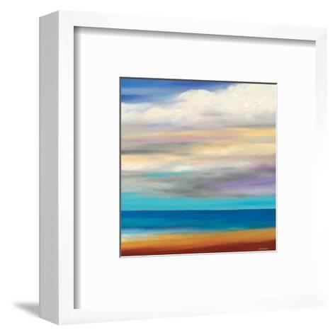 Beach Day-Mary Johnston-Framed Art Print