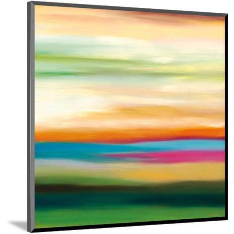 Painted Skies 3-Mary Johnston-Mounted Giclee Print