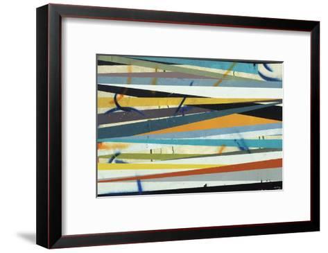 Counterpoint 1-David Bailey-Framed Art Print