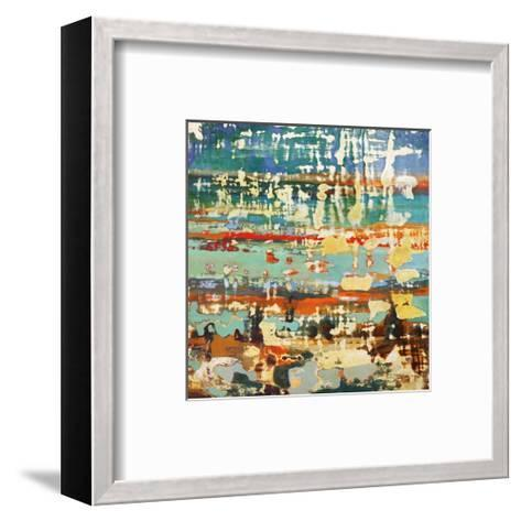 Time Machine-Judith D'Agostino-Framed Art Print