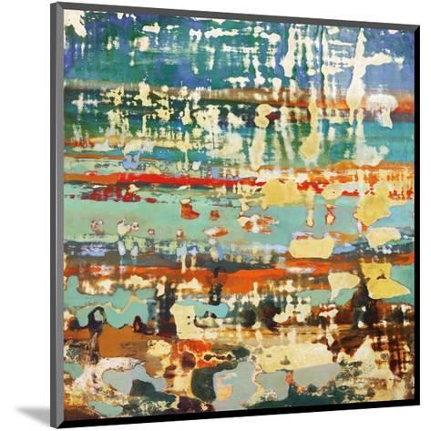 Time Machine-Judith D'Agostino-Mounted Giclee Print