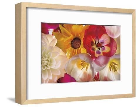 When Flowers Talk-Harold Davis-Framed Art Print