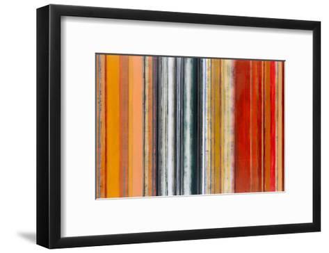 Blackbird-Maureen Holub-Framed Art Print