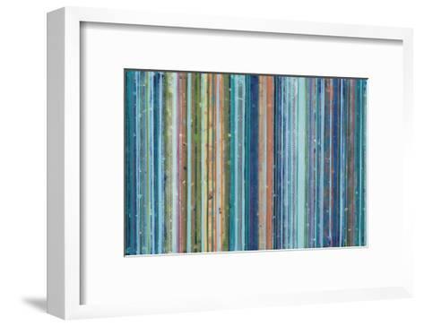 Surf-Maureen Holub-Framed Art Print