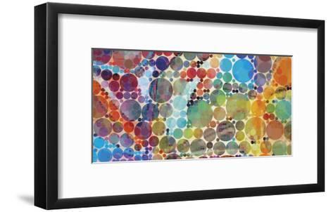 Light Storm 2-James Burghardt-Framed Art Print