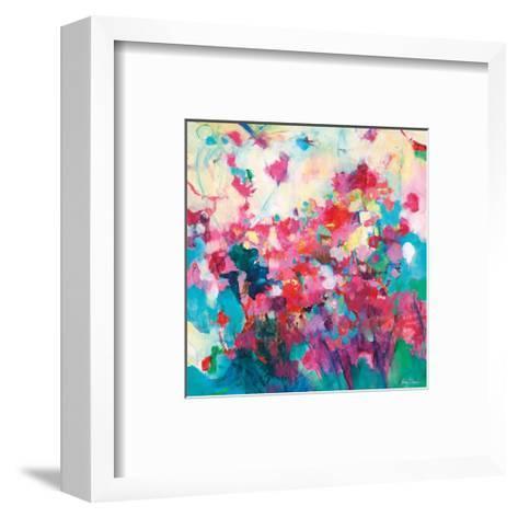 Garden Abstract-Kerri Blackman-Framed Art Print