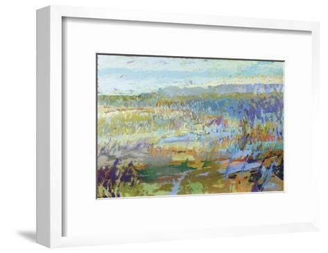 Southward-Jane Schmidt-Framed Art Print