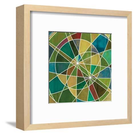 Globe 3-James Burghardt-Framed Art Print