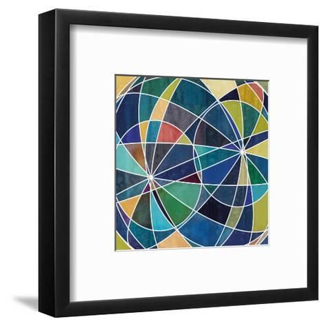 Globe 2-James Burghardt-Framed Art Print