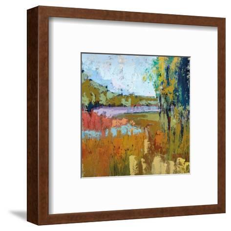 Warming Up-Jane Schmidt-Framed Art Print