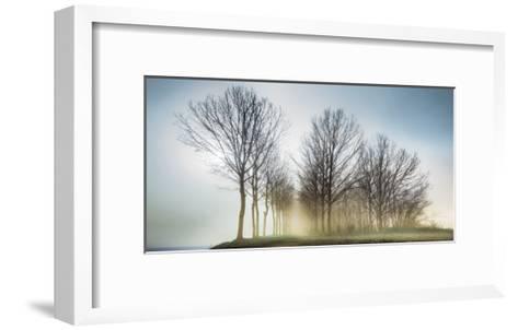 Fog Bank-Paolo De Faveri-Framed Art Print