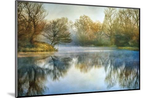 Blue Mist-Diane Poinski-Mounted Giclee Print