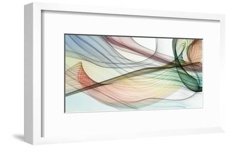 Billows 1-Irena Orlov-Framed Art Print