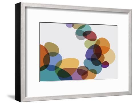 Cosmosis 1-Barry Osbourn-Framed Art Print