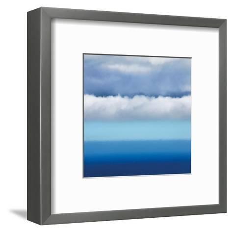 Ocean Square 2-Winslow Swift-Framed Art Print