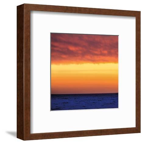 Ocean Square 1-Winslow Swift-Framed Art Print