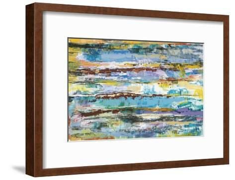 West River III-Don Wunderlee-Framed Art Print