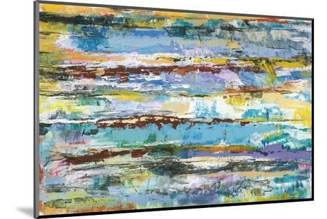 West River III-Don Wunderlee-Mounted Giclee Print