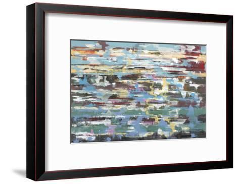 Between This & That-Don Wunderlee-Framed Art Print