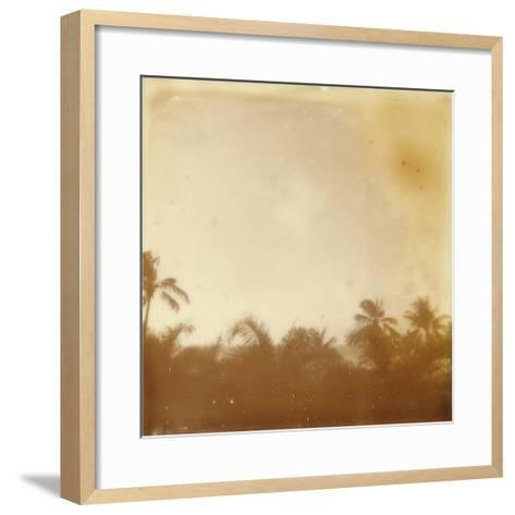 Hali'a Aloha VII-Jason Johnson-Framed Art Print