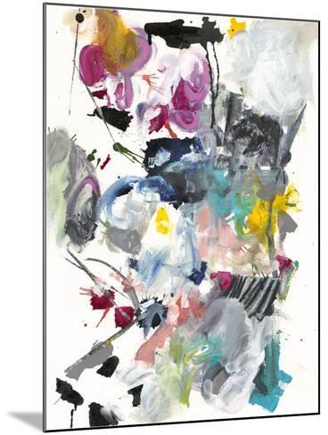 Symphony II-Jodi Fuchs-Mounted Art Print